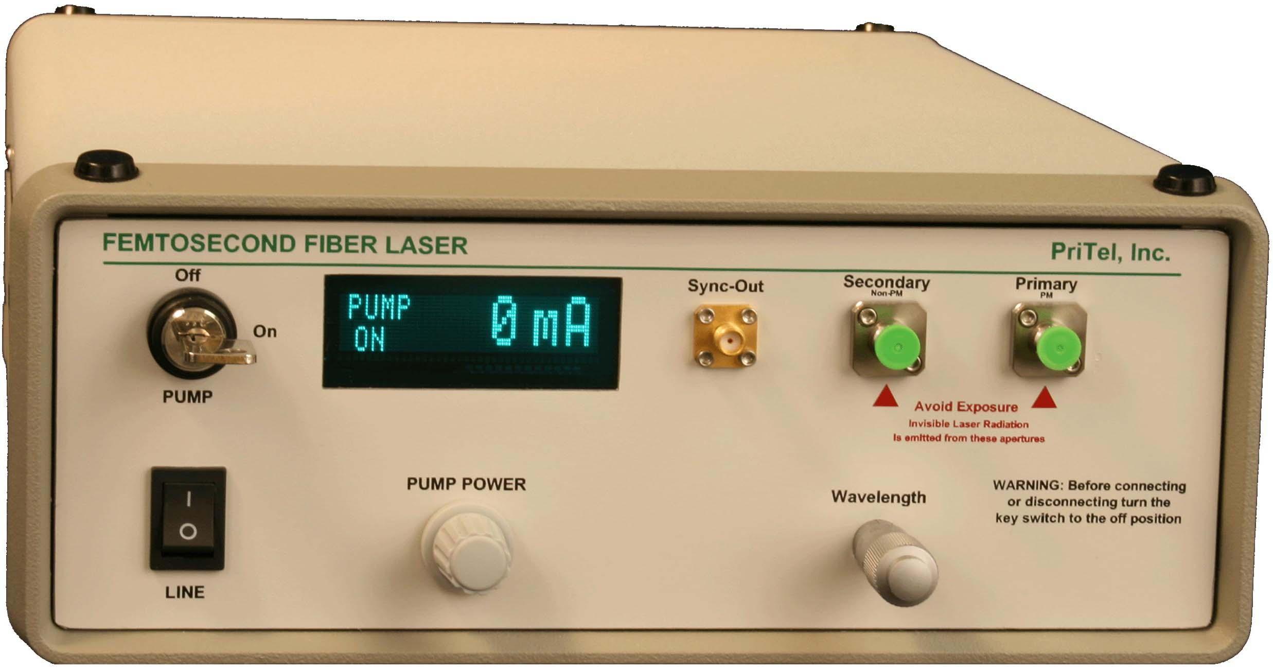 1550nm Femtosecond Fiber Lasers